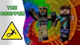 Zagi og Funduck hopper & dropper - The dropper Minecraft