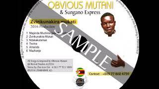 Obvious Mutani & Sungano Express   Mapinda muchirongwa