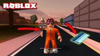 How to get a Keycard (All 3 Ways) | Roblox Jailbreak