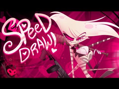SPEED DRAW- Slutty Pop Spider- VivziePop