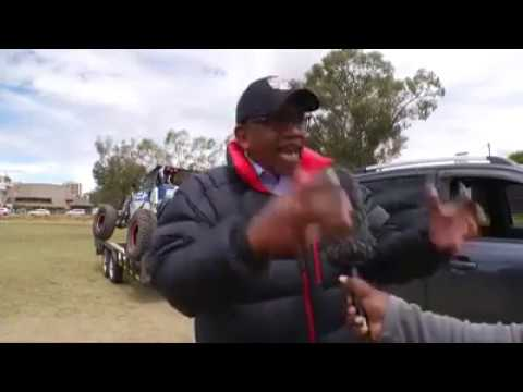 LESOTHO - ROOF OF AFRICA RACE