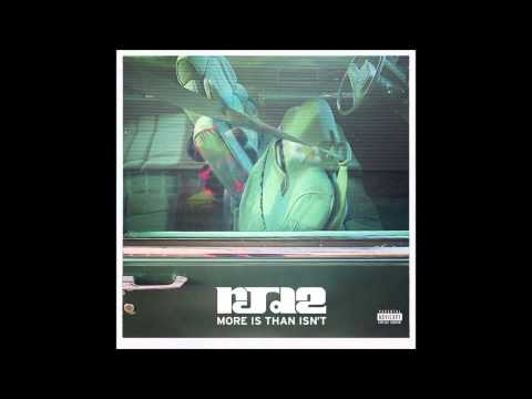 RJD2 - Bathwater ft. P. Blackk