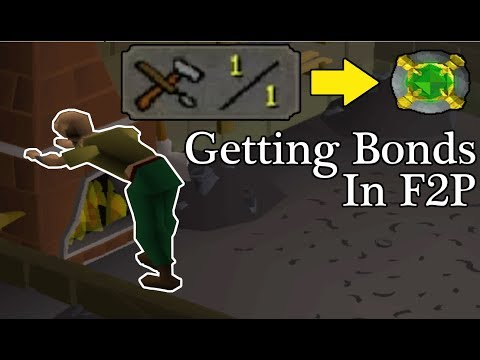 How I Got A Bond In Free To Play By Crafting