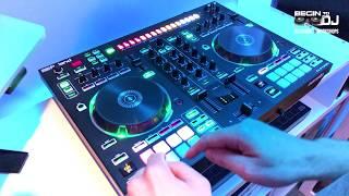 Roland DJ 505 - Mashup mix EDM & dance