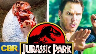 The Complete Jurassic Park Timeline Explained