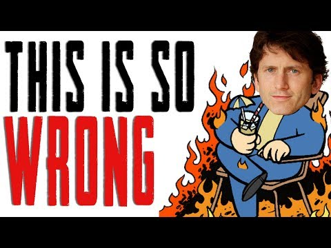 Fallout 76 Is Wrong In So Many Ways