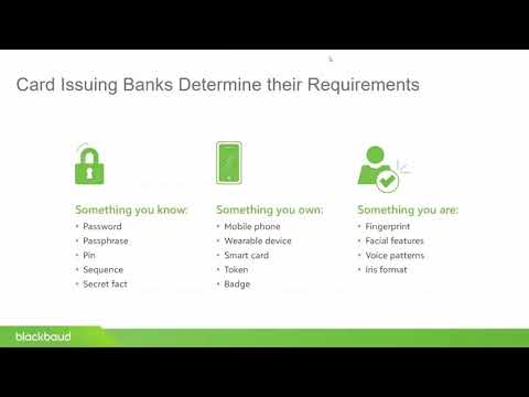Webinar: Preparing for Strong Customer Authentication