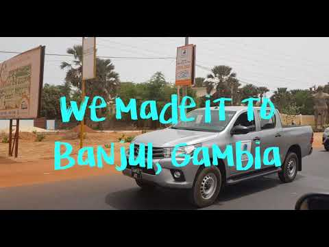 AFRICA Overland // Senegal & The Gambia // Ep 5