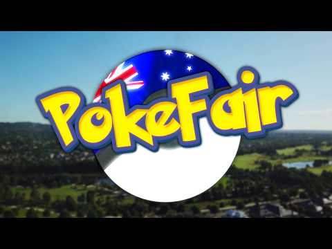 PokeFair - AUSTRALIAN POKEMON MUSIC VIDEO!!!
