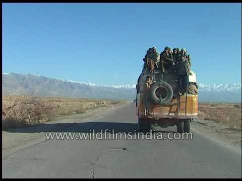 Road-trip through Afghanistan