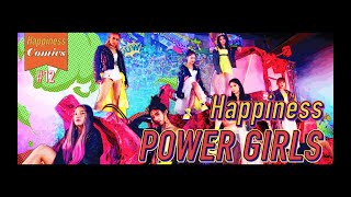 Happiness / POWER GIRLS