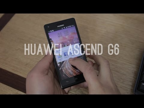 Huawei Ascend G6 Review!