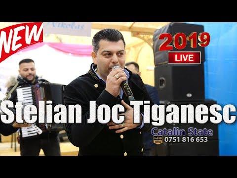 Stelian De la Turda - Joc Tiganesc Original - Colaj - Live - Botez Loti Corund