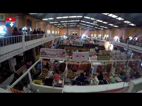 Un mito en Tlaxiaco - mercado Benito Juárez