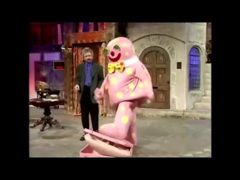 Mr Blobby, You Can't Come To New York