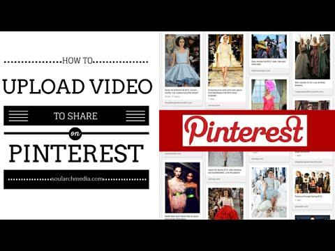 pinterest video download app