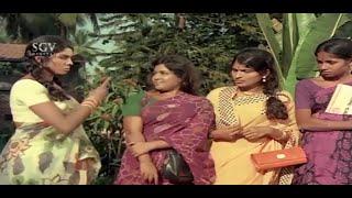Aarathi Fights With B Jaya In Job Interview   Shubhamangala Kannada Movie Scene   Srinath