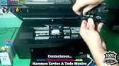 Falha da Impressora ou no Sistema de Tintas - HP PRO