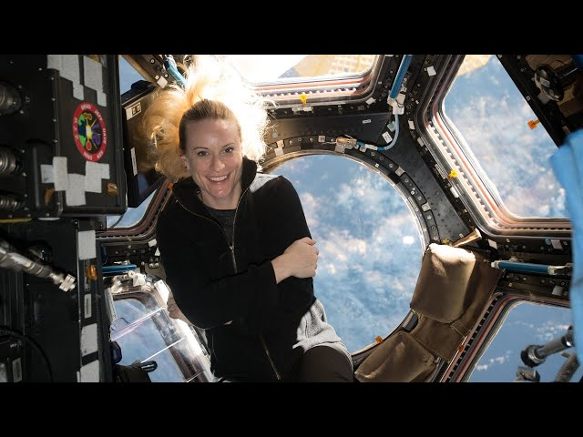 Live Event with Astronaut Kate Rubins