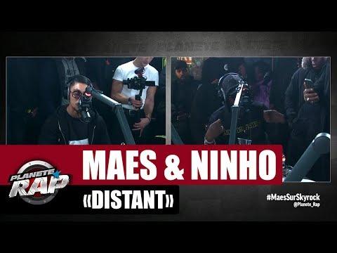 Youtube: Maes«Distant» ft Ninho #PlanèteRap