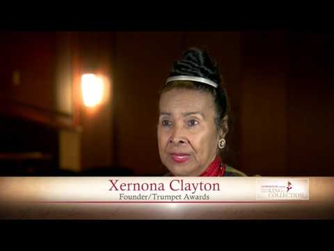 King Collection: Oral History - Xernona Clayton