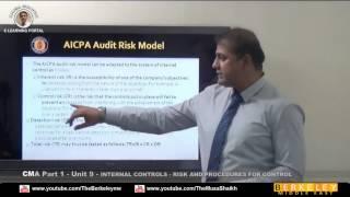 cma part 1   risk procedures for control   review