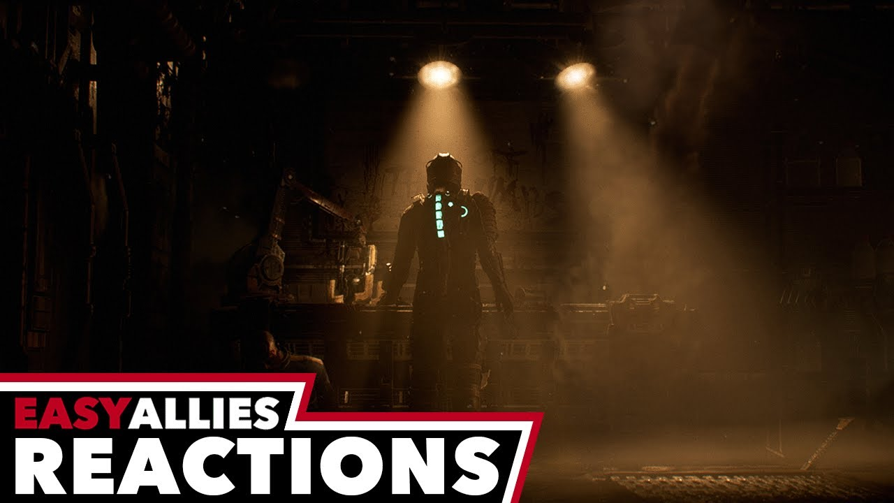 Dead Space Remake Reveal - Easy Allies Reactions