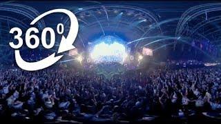 (4K) 360: Watch Dubai's first UNITE with Tomorrowland | July 2017