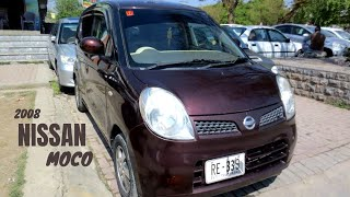 Nissan Moco Review 2007-10