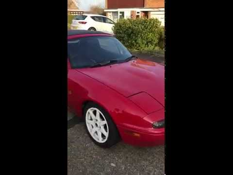 My 1990 Mazda MX-5 for sale