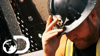 Rick Loses Gold Because Of Large Holes On Durt Reynolds! | NEW Gold Rush Season 9