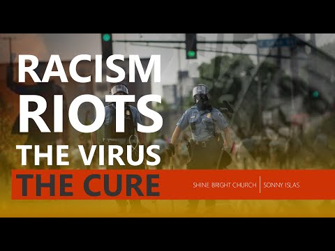 RACISM . RIOTS . THE VIRUS . THE CURE - YouTube