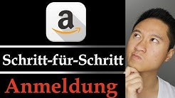 Mit Amazon Geld verdienen - Amazon Partnerprogramm anmelden - Amazon Affiliate Programm
