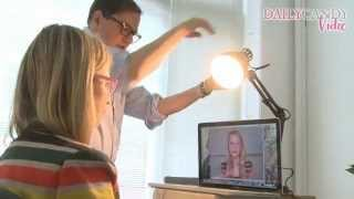 How to Look Good on a Webcam