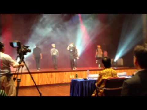 Cambodia kpop world festival Mblaq