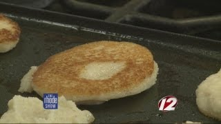 In The Kitchen: Rhode Island Johnny Cakes