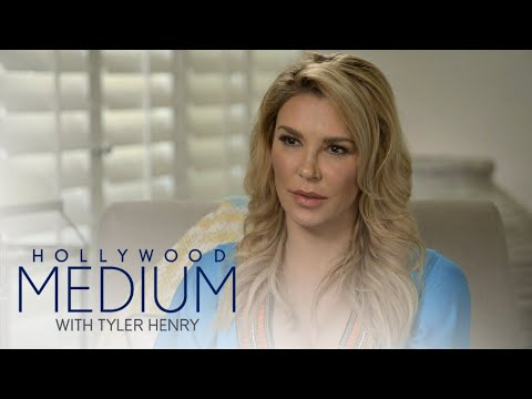 Brandi Glanville Knows Who Tyler Henry Is Picking Up  Hollywood Medium with Tyler Henry  E!