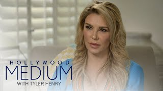 Brandi Glanville Knows Who Tyler Henry Is Picking Up | Hollywood Medium with Tyler Henry | E!