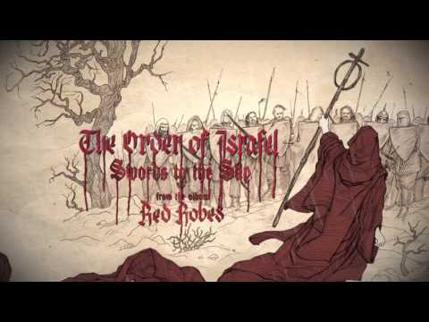 THE ORDER OF ISRAFEL - Swords To The Sky (Official Lyric Video) | Napalm Records