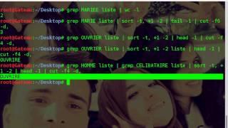 Exercices corrigé système d'exploitation linux