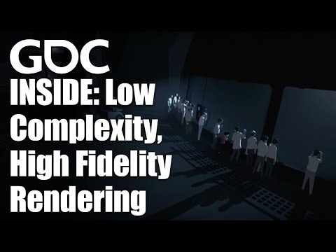 Low Complexity, High Fidelity - INSIDE Rendering