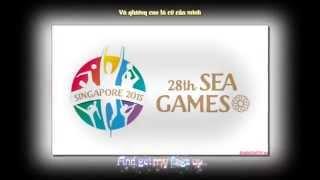 [Vietsub - Kara] Flags Up - The Sam Willows [Sea Games 28th]