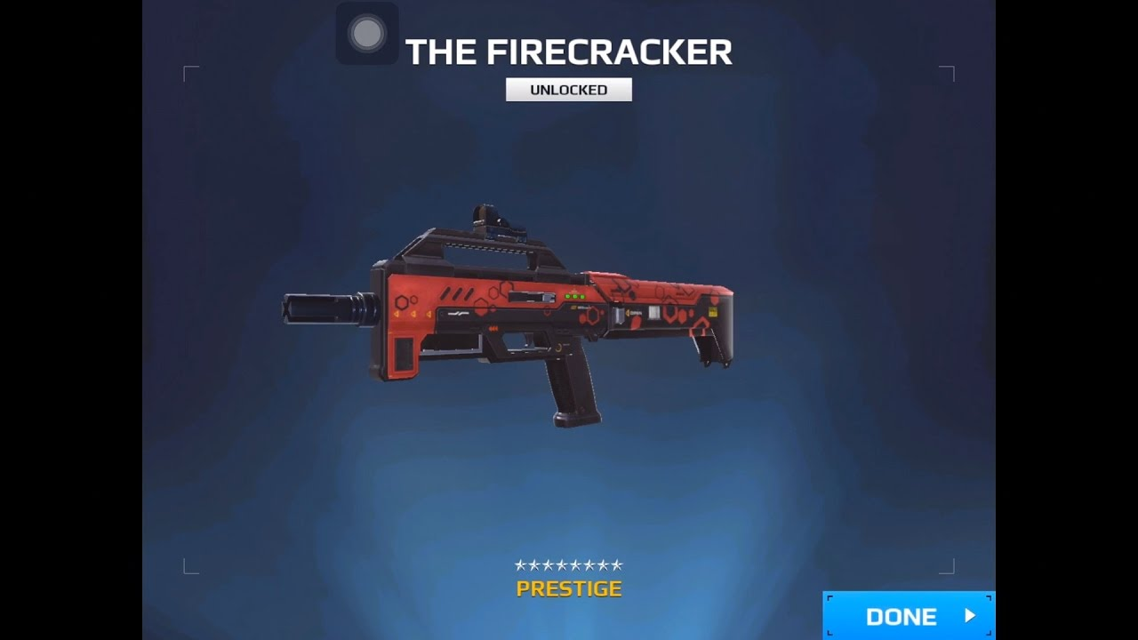 MC5 The Firecracker Unlocked (with initial gameplay) - YouTube