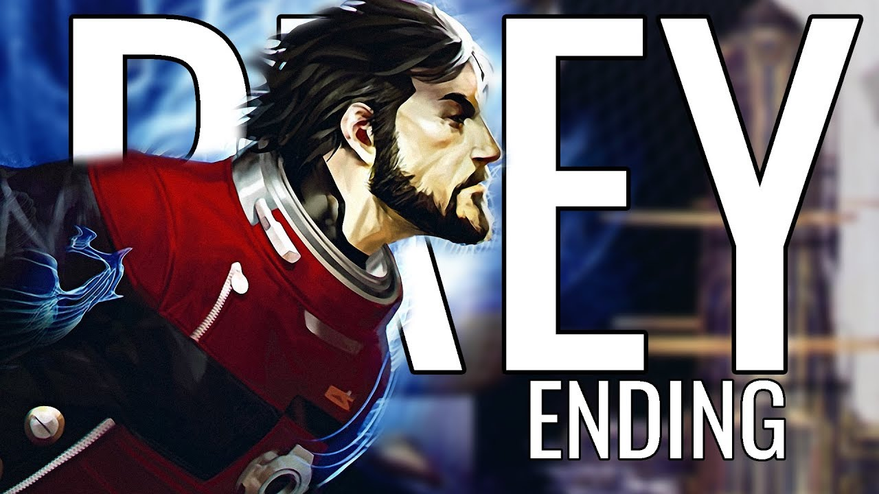 Prey 2017 Playthrough Let S Play Ending The Mind Game Youtube