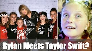 Rylan Meets Taylor Swift???