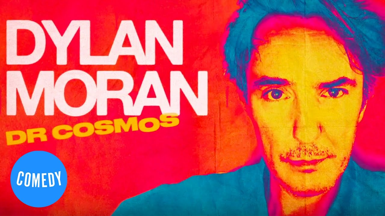 ANNOUNCEMENT: Watch Dylan Moran's Dr Cosmos on DICE! | Universal Comedy