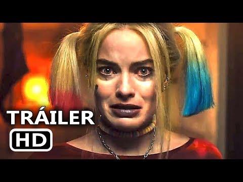 AVES DE PRESA Tráiler Español DOBLADO (2020) Margot Robbie, Harley Quinn