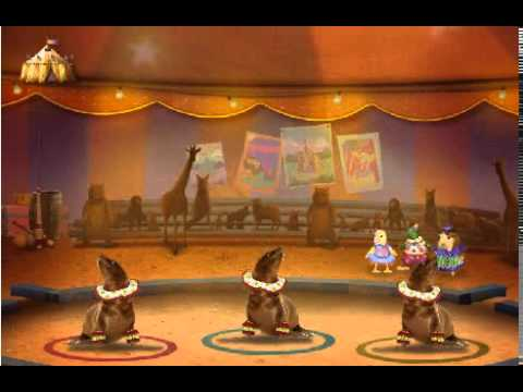 Wonder Pets -- Join The Circus Great Cartoon And GamePlay For Little Kids
