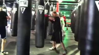 Title Boxing Club Of Utah Power Hour Group Training Class