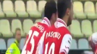 Video Gol Pertandingan Carpi vs Atalanta